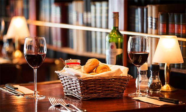 Grand Restaurant Le Connaisseur Utrecht