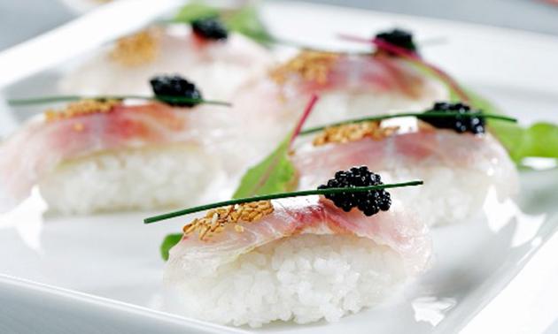 Grand Sushi de 10