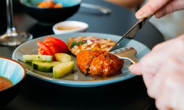 Grieks Restaurant Dionysos, All-You-Can-Eat Grieks bij