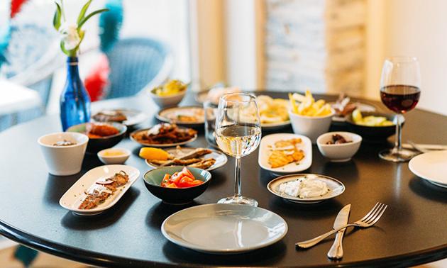 Grieks Restaurant Dionysos