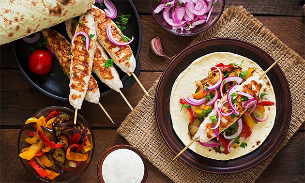 Grieks Restaurant Korfu