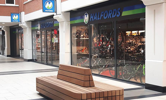 Halfords Oosterhout