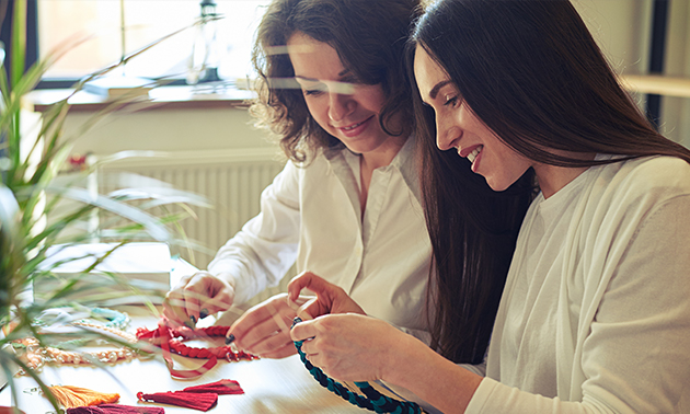 Handmade by Froukje & Mariska