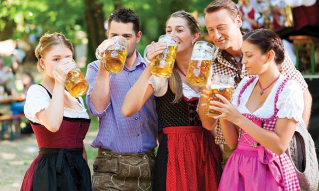 Heise Bierfest Gebrook