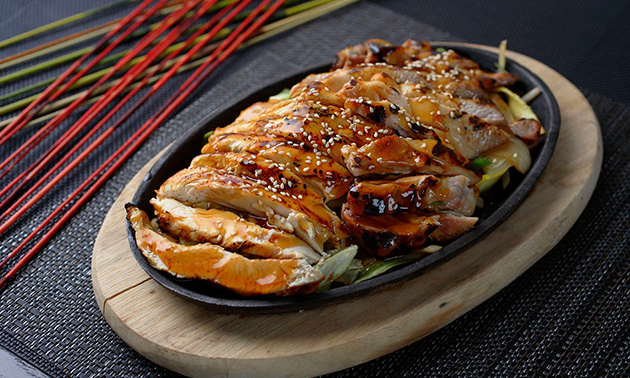 Heiwa Sushi & Grill