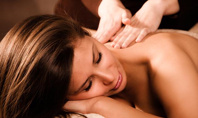 Holistische Wellness Massage