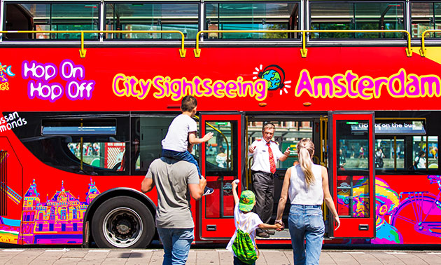 City Sightseeing Amsterdam