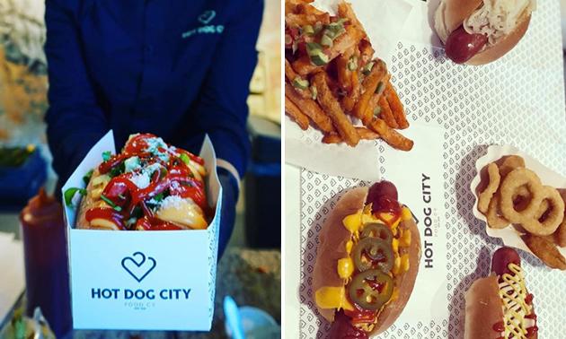 Hot Dog City
