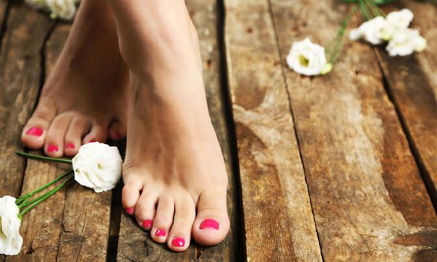 Huidverbetering & Pedicure La Rose