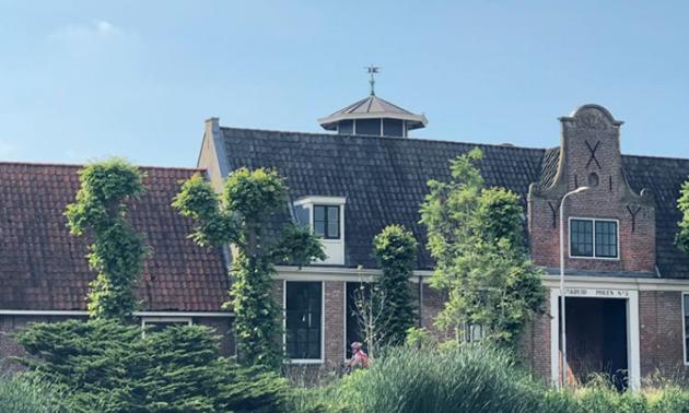 Huisjes aan de Amstel