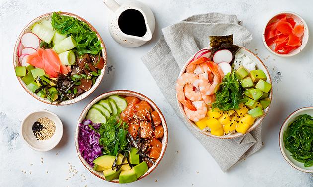I Love Poké Bowl & Sushi Nijmegen