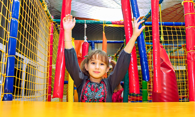 Indoor speeltuin Max en de rakkers