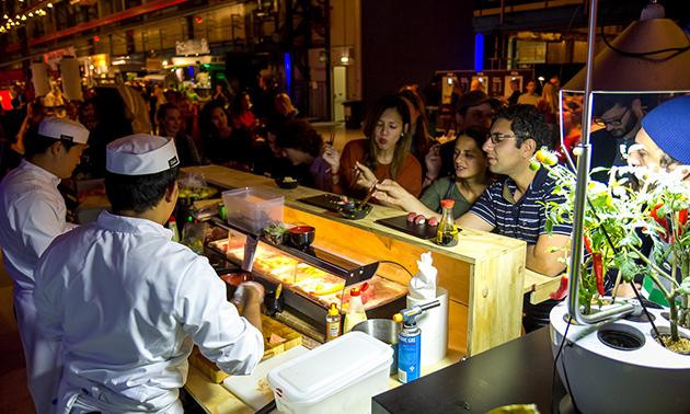 International Sushi Festival