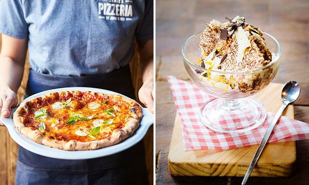 Jamie Oliver´s Pizzeria Arnhem