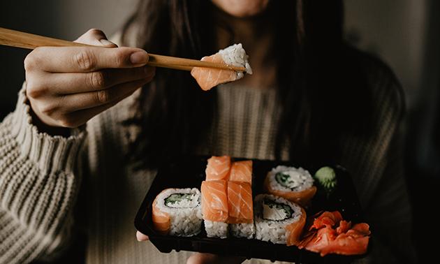 Japans Restaurant Big Pan Sushi
