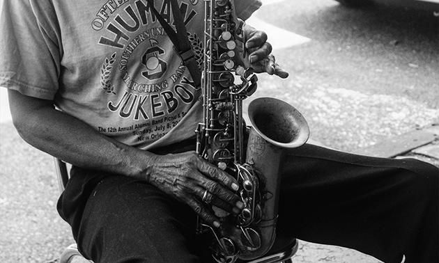 Jazz in de Winkel