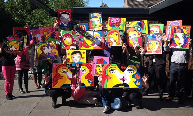 UurBespaar 65In Breda Josien BroerenSchilderworkshop3 Via JK1Tlc3F