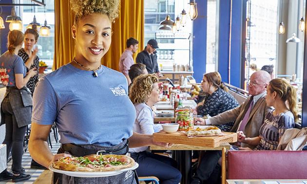 Jamie Oliver´s Pizzeria Tilburg