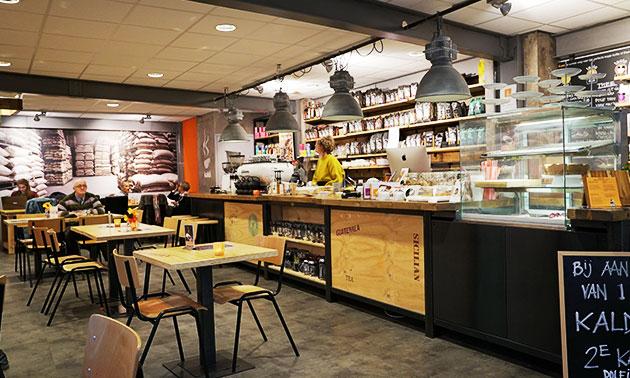 Kaldi Bergen op Zoom
