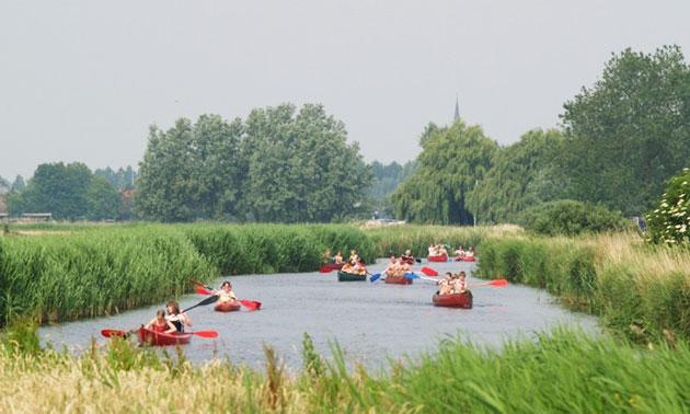 Kanoverhuur De Aker