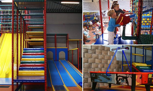 Kinderspeelparadijs Kids Castle