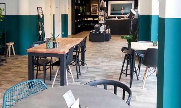 Koffiehuis De Branderij
