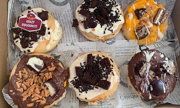 Krazy Doughnuts