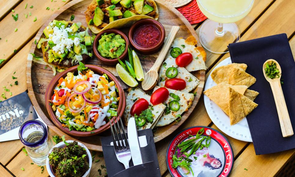 Kua Mexican Kitchen.Kua Mexican Kitchen Mexicaanse Lunch In Hartje Den Haag
