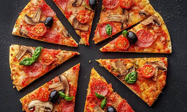 La Cassa Pizza & Grill House