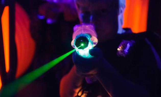 Lasergame Coevorden