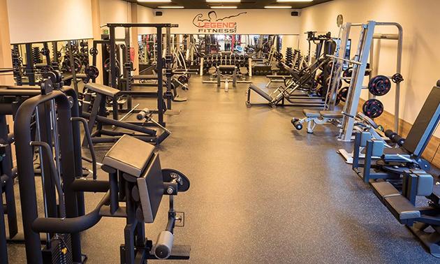 Legend Fitness & Health
