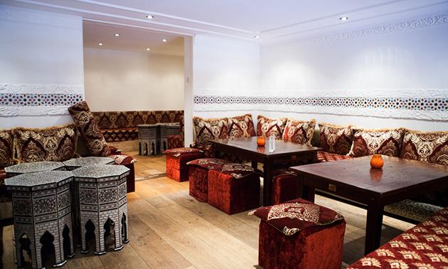 Libanees Restaurant Amier