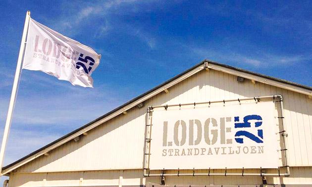 Lodge 25 2 Gangen Keuzelunch Aan Zee Bespaar 54 In Rotterdam Via