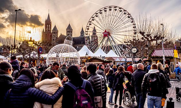 Magisch Maastricht op het Vrijthof