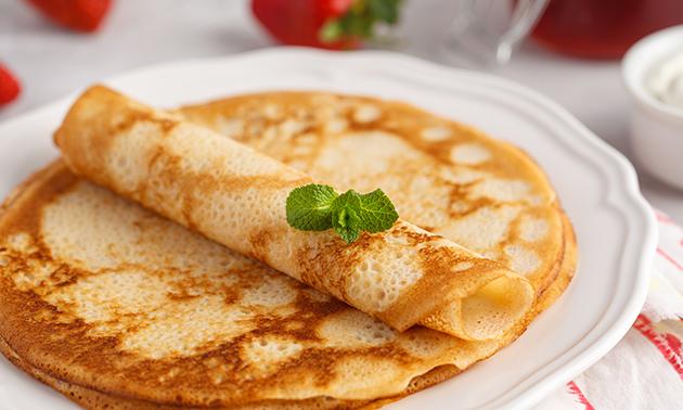 Mama Pancake Warmoesstraat