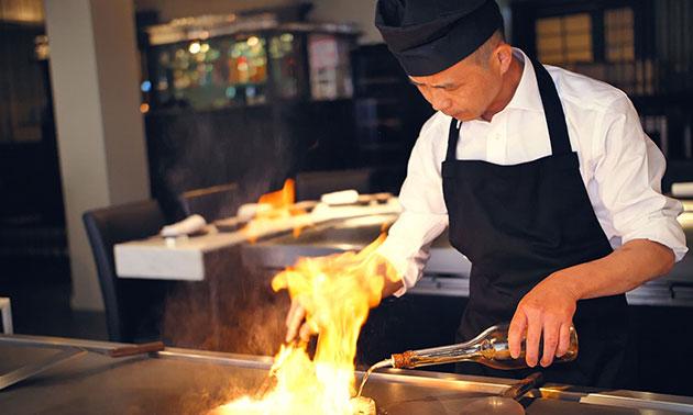 Momoyama Asian Grill