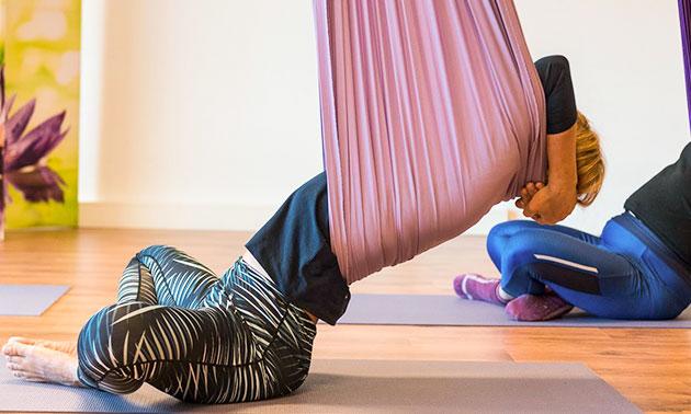Move Together Aerial Yoga Gouda