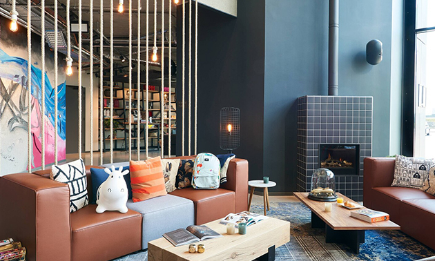 Moxy Amsterdam Schiphol Airport