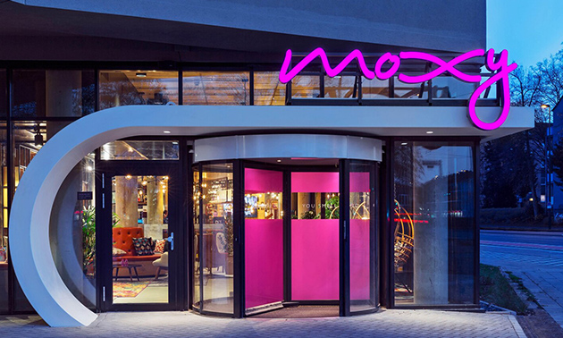 MOXY Düsseldorf Süd