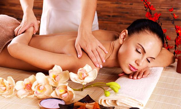 Compleet Aziatische massage