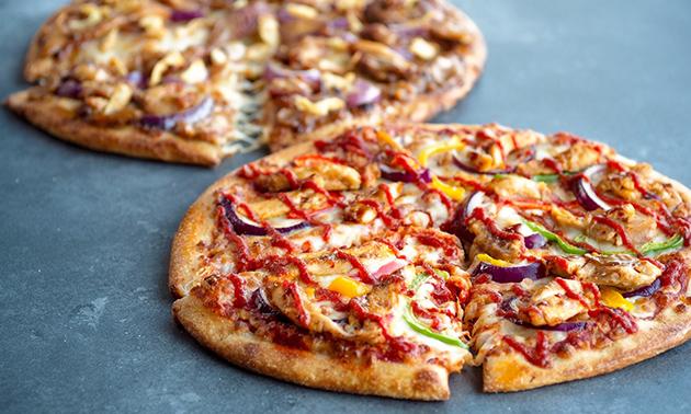 New York Pizza (15 locaties)