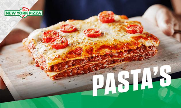New York Pizza Enschede New York Pizza Naar Keuze Blikje Fris