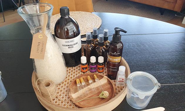 Oils for Balance
