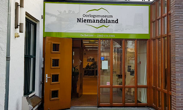 Oorlogsmuseum Niemandsland