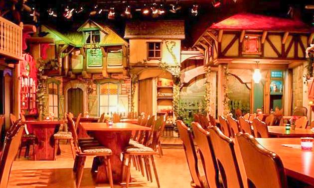Party Restaurant Lokate