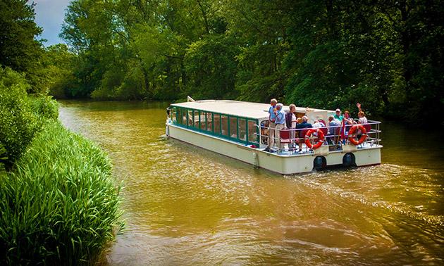Partyboot De Koperen Hoorn