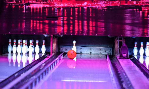 Pins Pints Bowling Bowlen 1 Uur Bittergarnituur Bespaar 55
