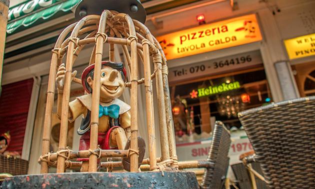 Pizzeria Pinocchio Den Haag