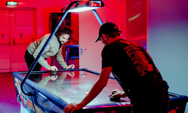 Poing-Arcade