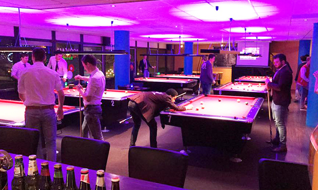 Poolcafé The Bridge Enschede